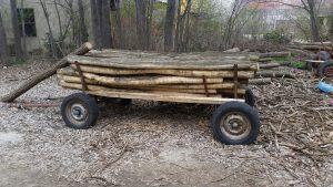 Хванаха незаконни дърва в Новоселци и Арчар