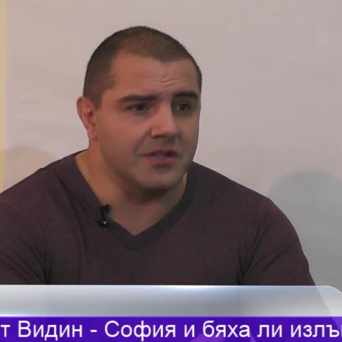 """Mилен Милчев: """"Всички които излязоха на улицата миналия януари, бяха излъгани"""" (Темите -Рестартът)"""