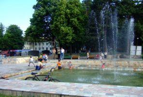 Мултифункционална машина за събиране на зелени отпадъци в Берковица
