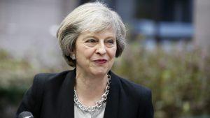 Мей не смята, че Великобритания трябва да участва в евроизборите и отново се изказа срещу отмяна на Брекзит