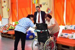 Калин Каменов поздрави социалните работници по повод професионалния празник