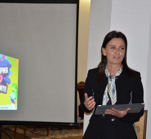 Видин бе домакин на информационна среща със заместник-министъра на младежта и спорта Ваня  Колева