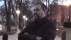 """Видинчанин: """"Излъгах се, че останах във Видин-напускам го!"""" (видео)"""