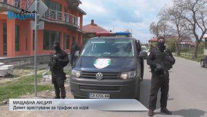 Девет задържани за трафик на хора в Дреновец! Близките им казват, че издигнали палати като продавали билки (видео)