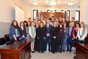 Община Видин се присъедини към честванията за отбелязване на 140 години от приемането на Търновската конституция