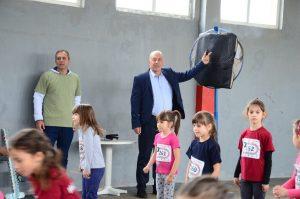 """Над 160 деца се включиха в турнира по лека атлетика """"Дортикум"""""""