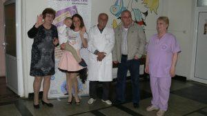 Отделението по акушерство и гинекология във Видин получи нова апаратура