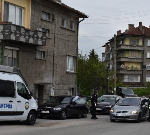 Мащабна операция срещу организирана престъпна група, занимаваща с телефонни измами
