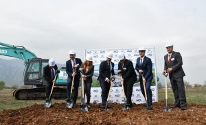 """Немската компания за информационни кабели и електронни компоненти направи """"първа копка"""" на първия си завод в България"""