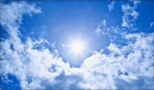 Днес се радваме на предимно слънчево време