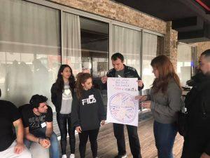 Младежи от Сдружение Активно общество взеха участие в младежки обмен