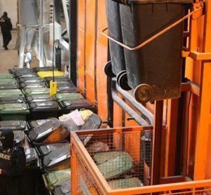 383 кг наркотици за над 24 млн. лева изгоряха днес