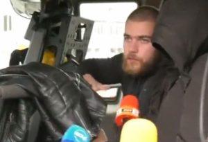 Шофьорът, блъснал четирите деца в София, хващан два пъти с превишена скорост