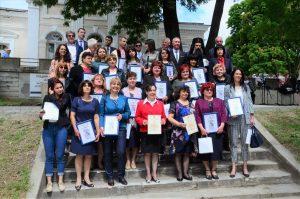 Община Видин награди изявени учители и деятели на културата (снимки)