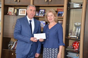 Кметът на Община Видин подпомогна талантливи  ученици