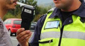 Полицията хвана водач с над 1,2 промила алкохол