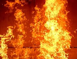 Пожар в село Чупрене