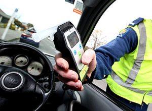 50-годишен шофьор от Враца счупи дрегера