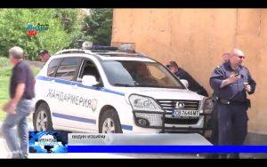 Напрежение в Нов път! Десетки полицаи и жандармеристи охраняват една от секциите (Видин Избира)