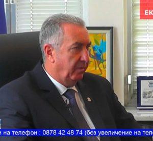 Ексклузивно: Кметът на Видин пред Калин Иванов! В годината на изборите е време за равносметка (видео)