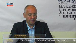 """Избори: 2019: Сергей Станишев: """"БСП е силата, която може да върне социалния облик на Европа"""" (Темите – Рестартът)"""