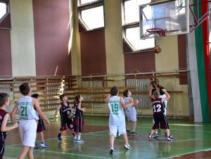 Баскетболен турнир за Купата на Враца 2019