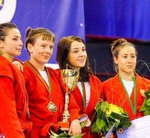 Първо отличие за България от игрите в Минск:  Цветелина Цветанова грабна бронза по самбо