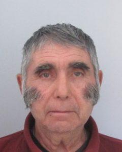 Издирва се изчезнал 73-годишен мъж от село Кутово