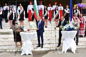 Министърът на образованието и науката – Красимир Вълчев посети Враца