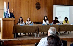 Заместник-министърът на труда и социалната политика д-р  Султанка Петрова посети Видин