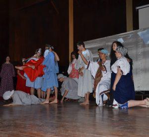 """Ученици от ГПЧЕ """"Йордан Радичков"""" във Видин изиграха  """"Комедия от грешки"""" от Шекспир"""