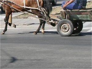 Кола и каруца се сблъскаха край Арчар, има ранени