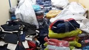Иззети са фалшиви стоки за 275 000 лв. при полицейска акция в магазини в Златни пясъци