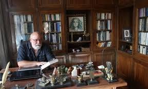 """Новата книга на Владимир Зарев """"Чудовището"""" ще бъде представена в Регионалната библиотека """"Михалаки Георгиев"""" във Видин"""