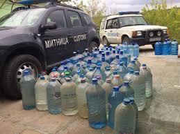 """Иззеха 416 литра нелегален алкохол при спецоперация по """" Акцизи"""" в Брегово"""