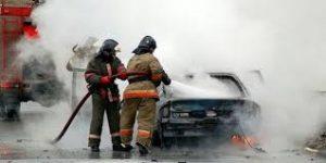 Лумна отново автомобил във Видин