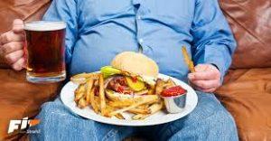 Хранително натравяне спасява живота на 230-килограмов мъж