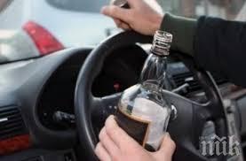 64-годишен мъж от Костинброд е задържан за шофиране след употреба на алкохол