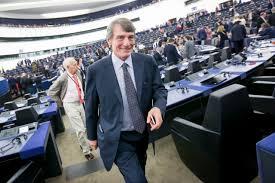 Избраха новият председател на ЕП – Давид Сасоли