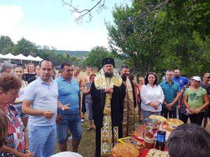 Добра новина за село Костелево на Илинден