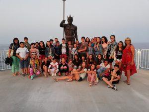 Приключения за видинските ученици на летния лагер край Варна ( снимки )