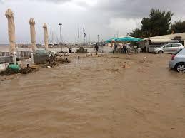 Мощна буря удари Халкидики и отне живота на седем души ( видео )
