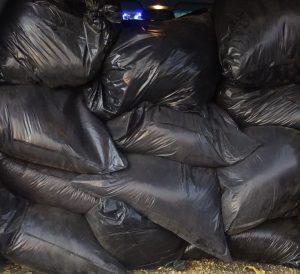 Полицаи спипаха 380 кг. нелегален тютюн в Димово
