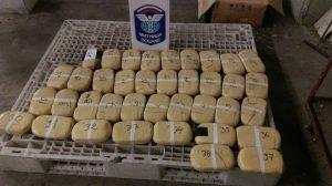 20 кг хероин задържаха на Капитан Андреево (Снимка)