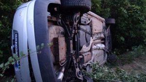 Пиян шофьор самокатастрофира край Монтана