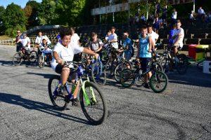 Състезание с велосипеди във Враца