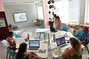 Обучение за работа в дигитална среда се проведе във Враца