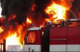 Екипи на РСПБЗН-Видин гасиха пожар във Видинско