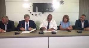 ГЕРБ и СДС отиват заедно на местните избори (Видео)