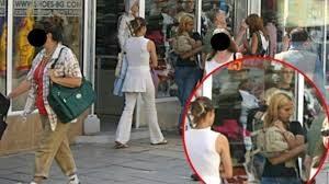 Ето как български джебчийки едновременно ограбват хора и крадат дрехи от магазин в Лондон (Видео)